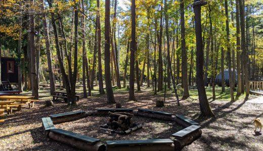 河口湖キャンプ場「森と湖の楽園」楽園祭