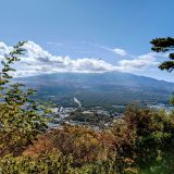 天上山からの富士山
