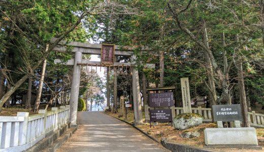 """河口湖で初詣""""パワースポットとして有名な富士御室浅間神社"""""""