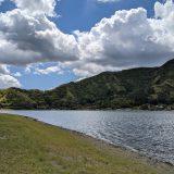 河口湖ハイキング【奥河口湖さくらの里公園】